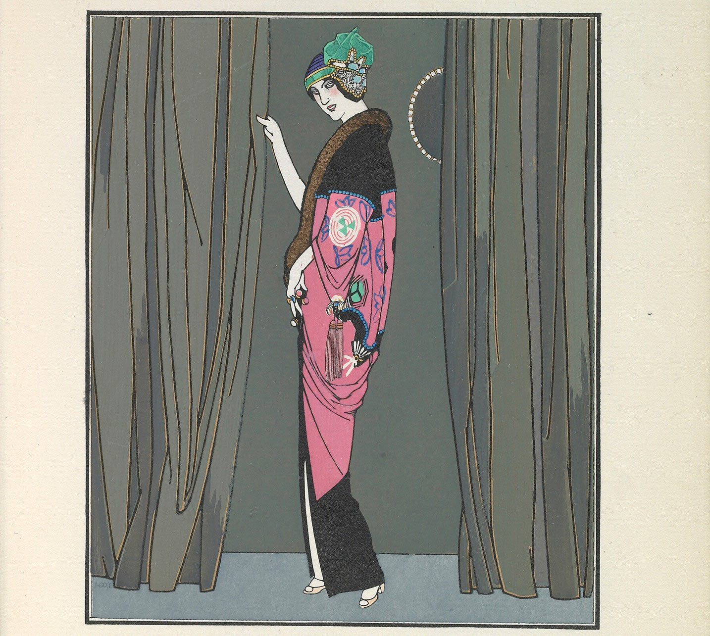 Japonism in Fashion lecture: 1860s to 1930s