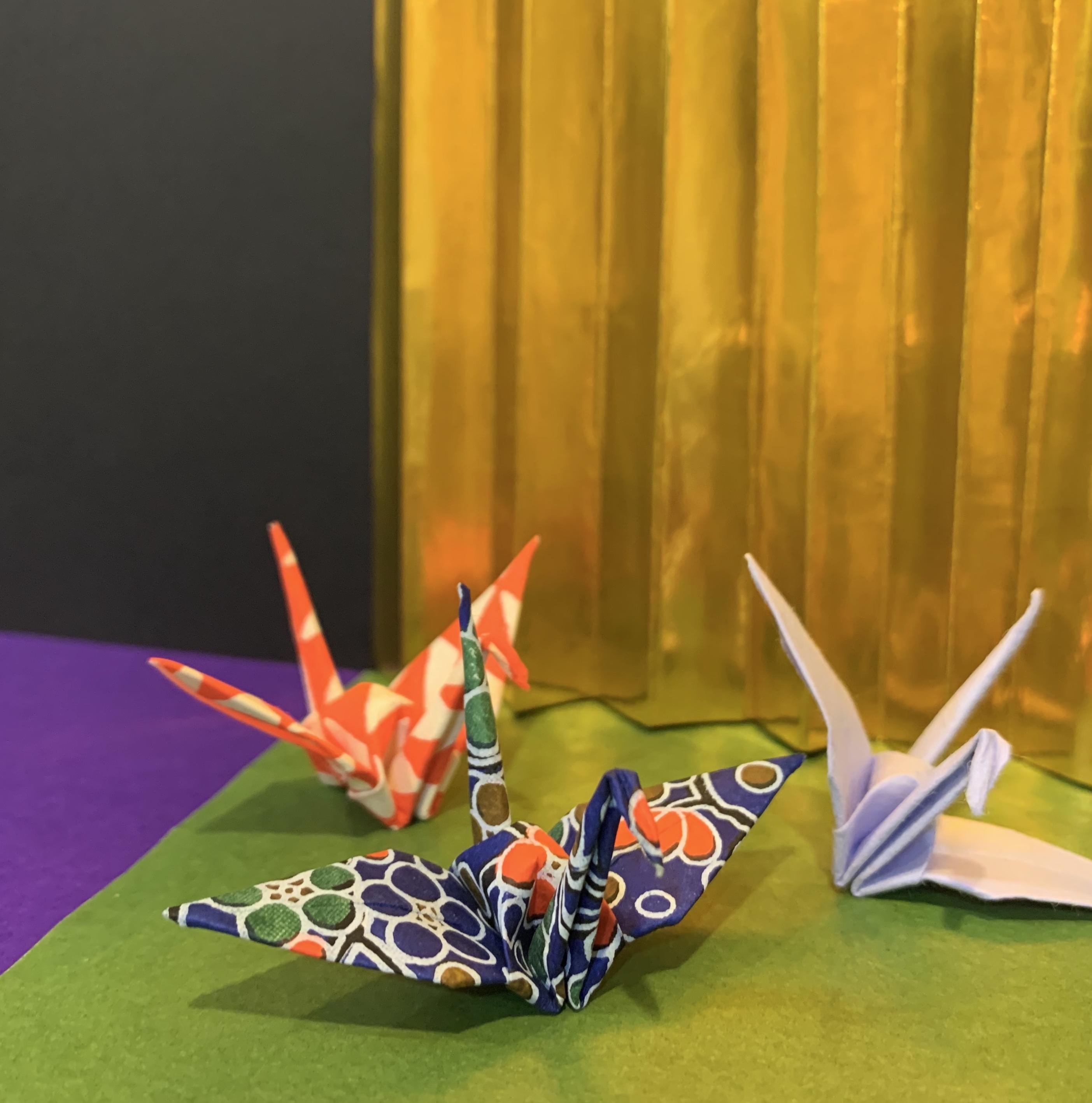 1000 Paper Cranes Challenge