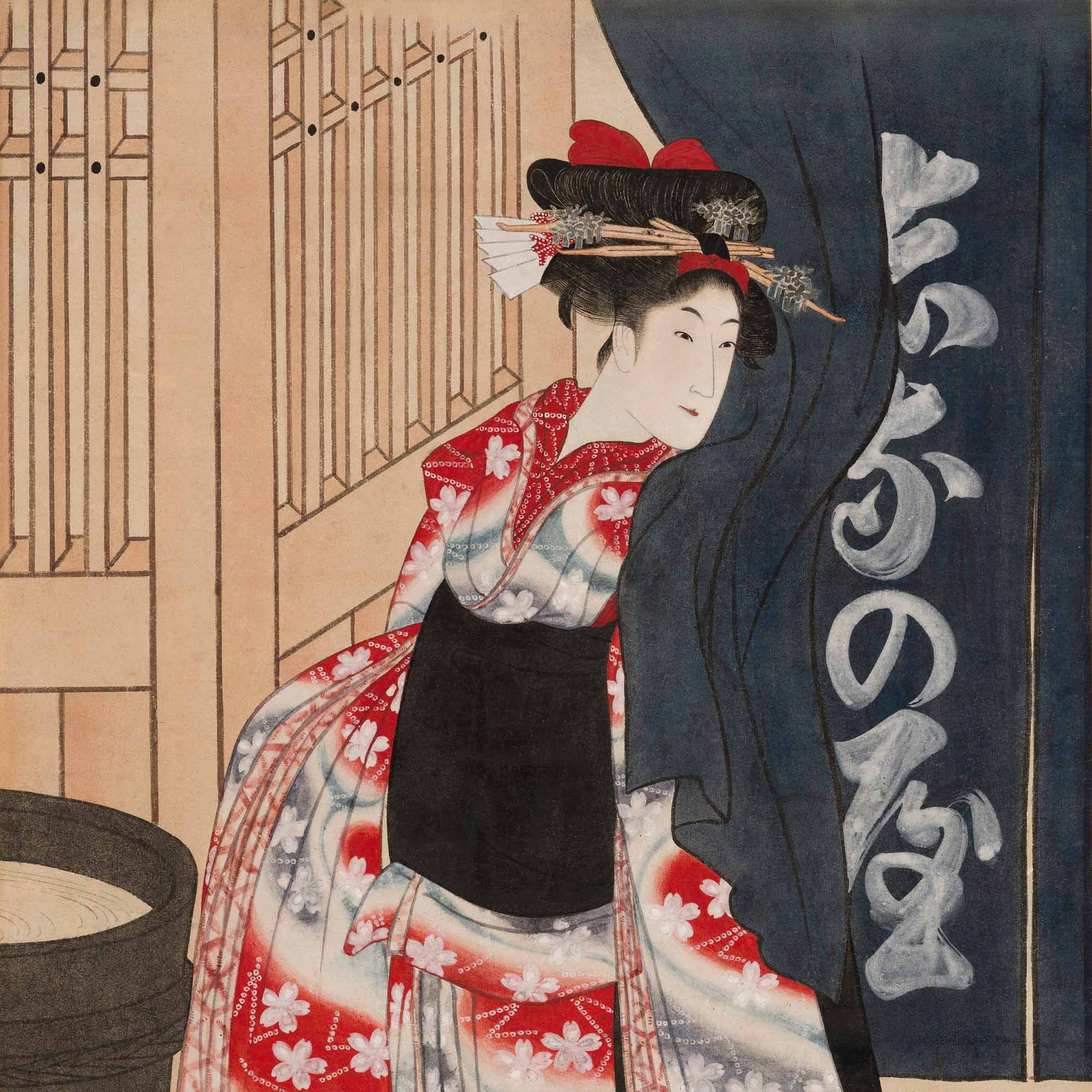 Rare and extraordinary art from Japan's Edo period on show at Auckland Art Gallery Image