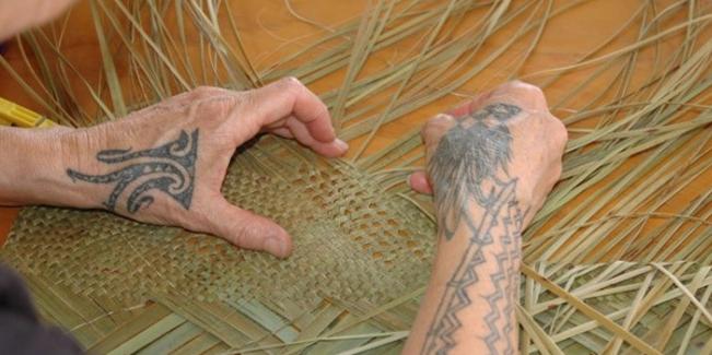 Te Rā Ringa Raupā: Weavers in residence