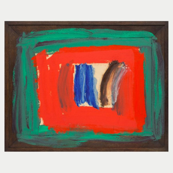 Mackelvie Society Lectures: Howard Hodgkin and India