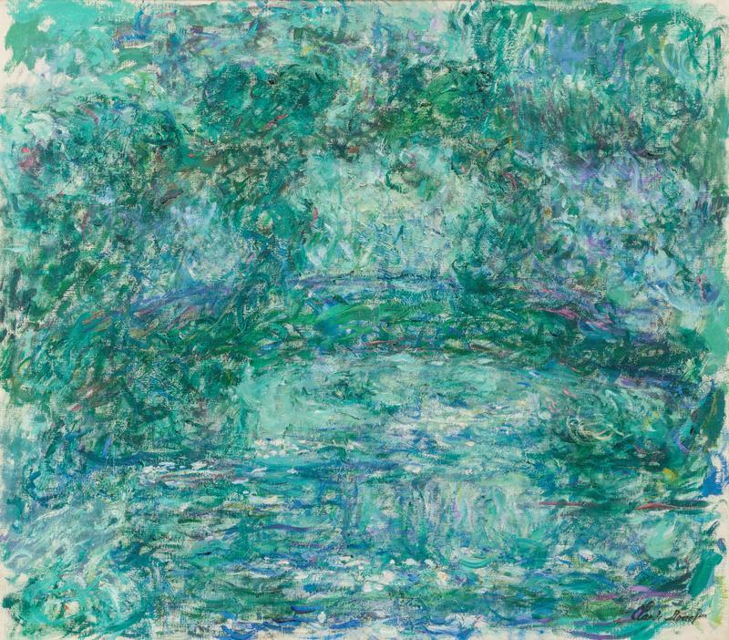 Mackelvie Society Lectures: Monet's Garden and the Japanese Bridge