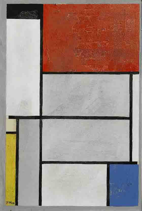 Mackelvie Society Lectures: Ben Nicholson, Piet Mondrian and the quest for precision