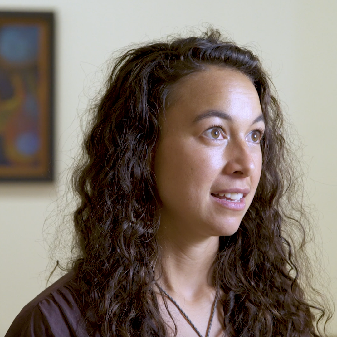 Artist Nikau Hindin on Toi Tū Toi Ora: Contemporary Māori Art Image