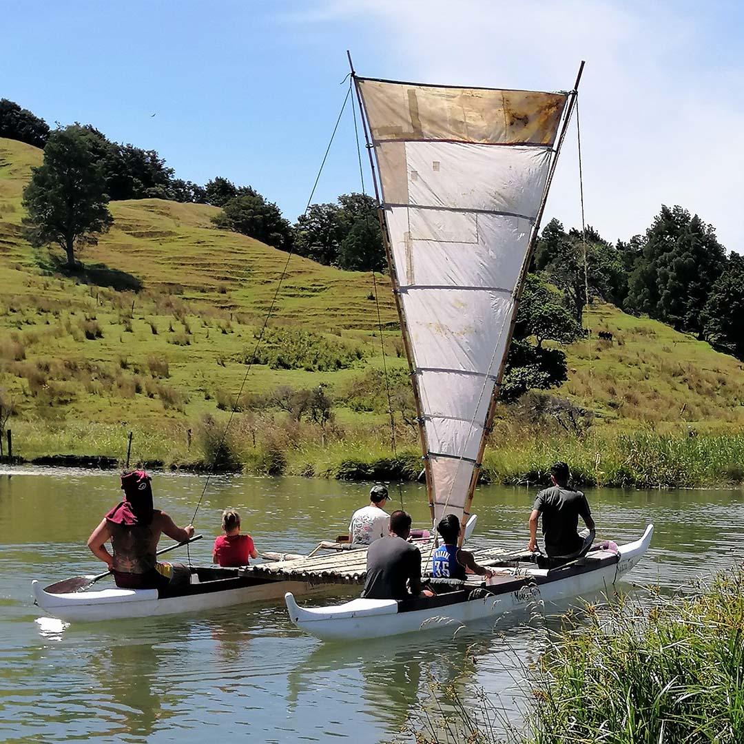 Te Karanga o te Rā – The Call of the Sail