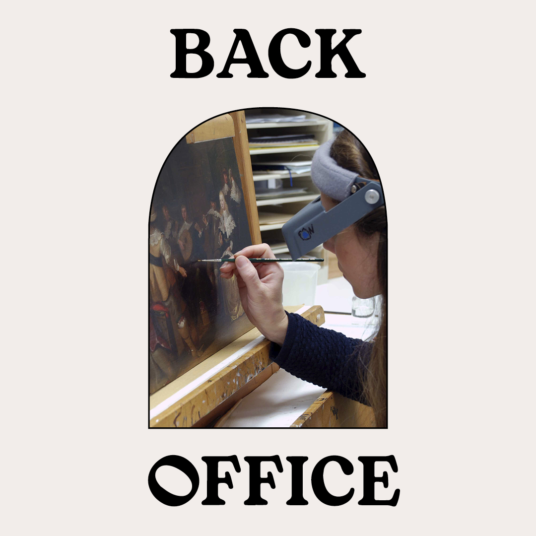 Back Office: Conservation