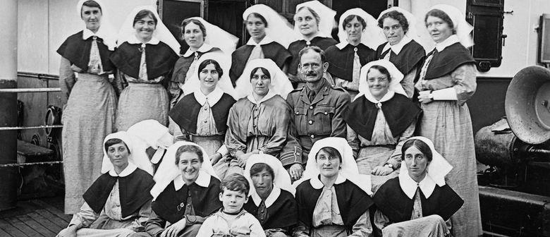 Remembering the Military Nurses