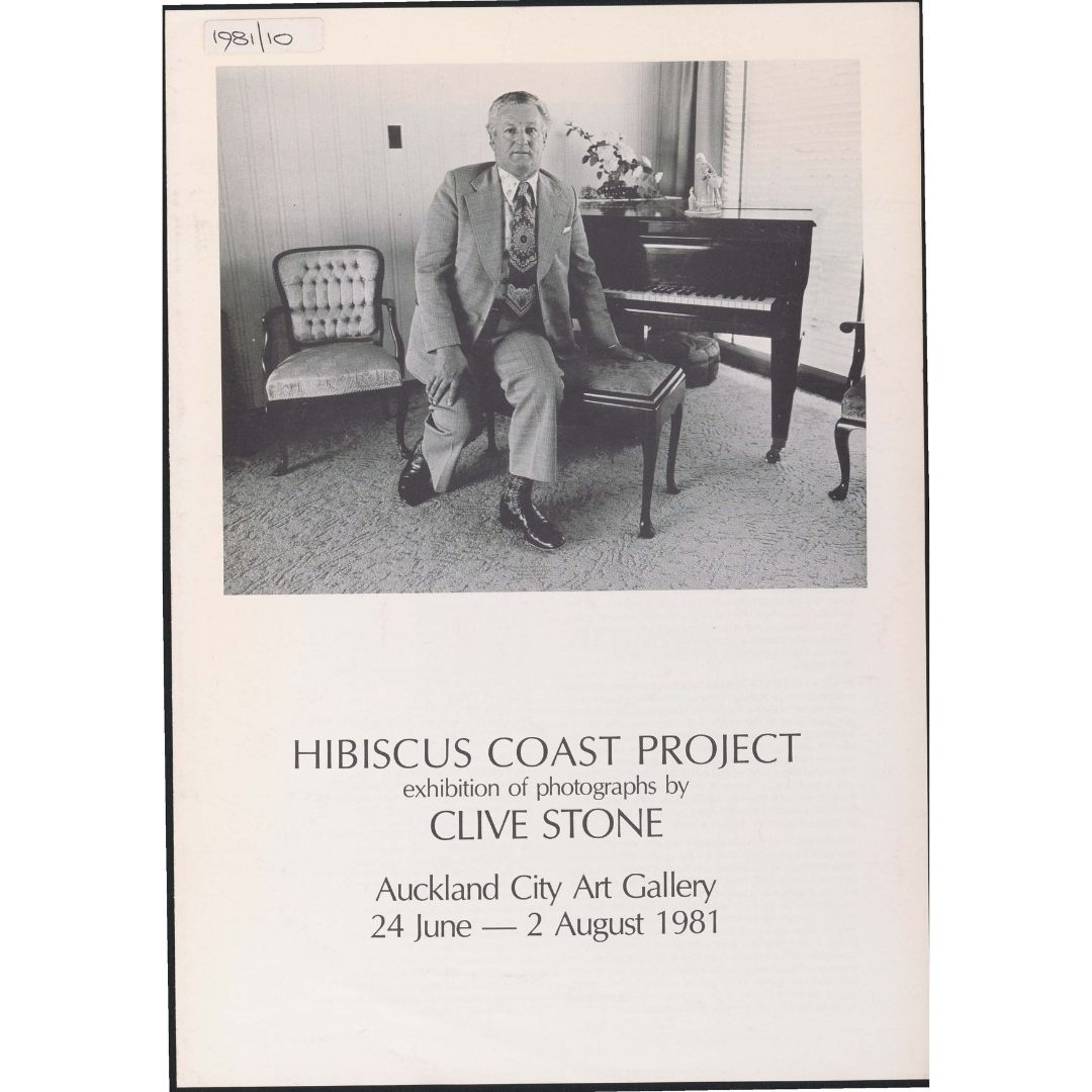 Hibiscus Coast Project: exhibition of photographs by Clive Stone Image