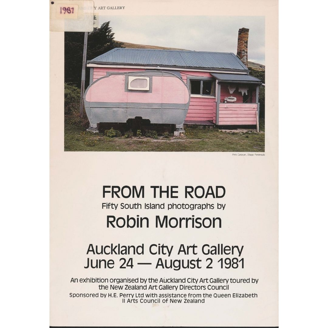 From the Road: Fifty South Island photographs by Robin Morrison Image