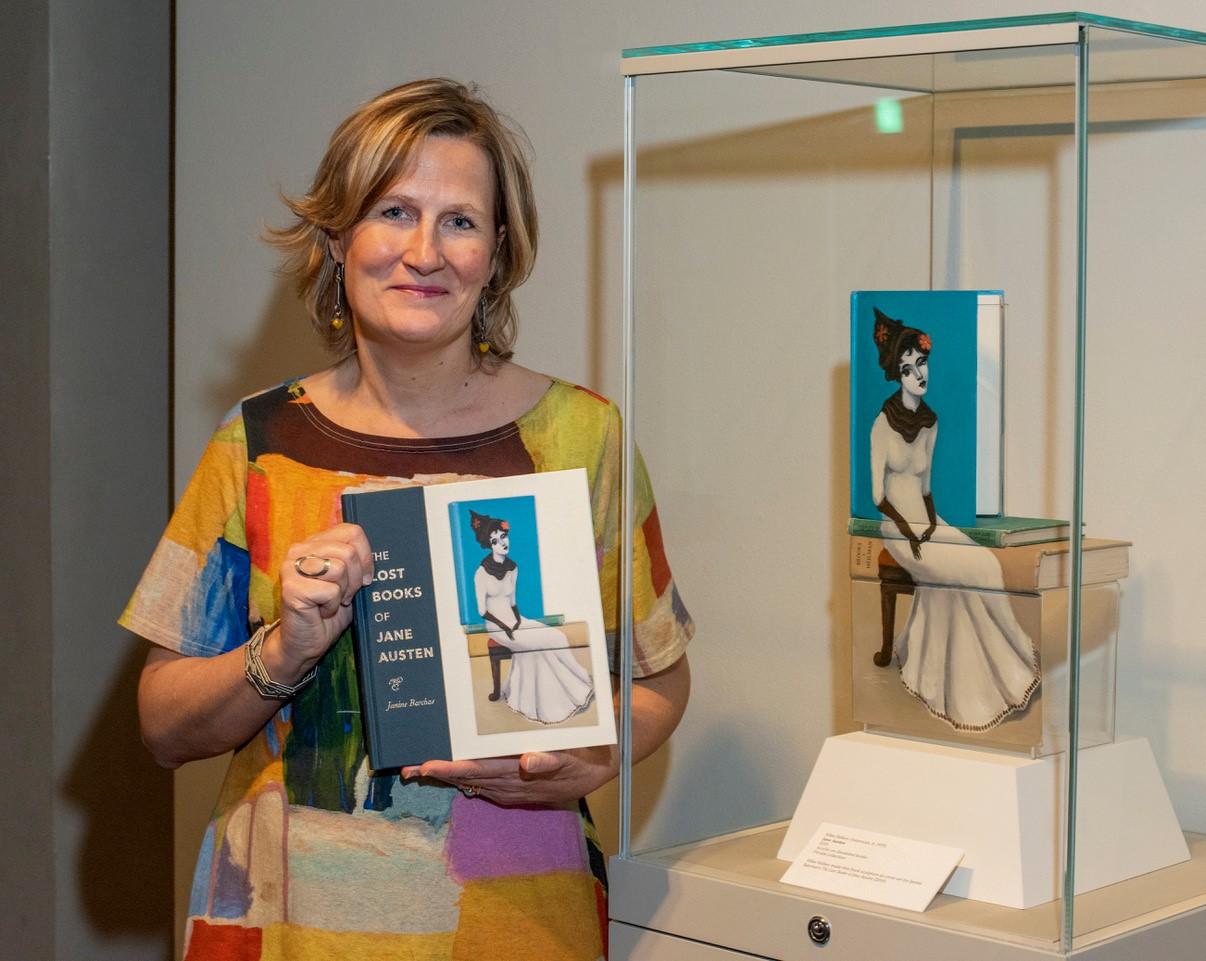 Art Rentals in the Age of Jane Austen