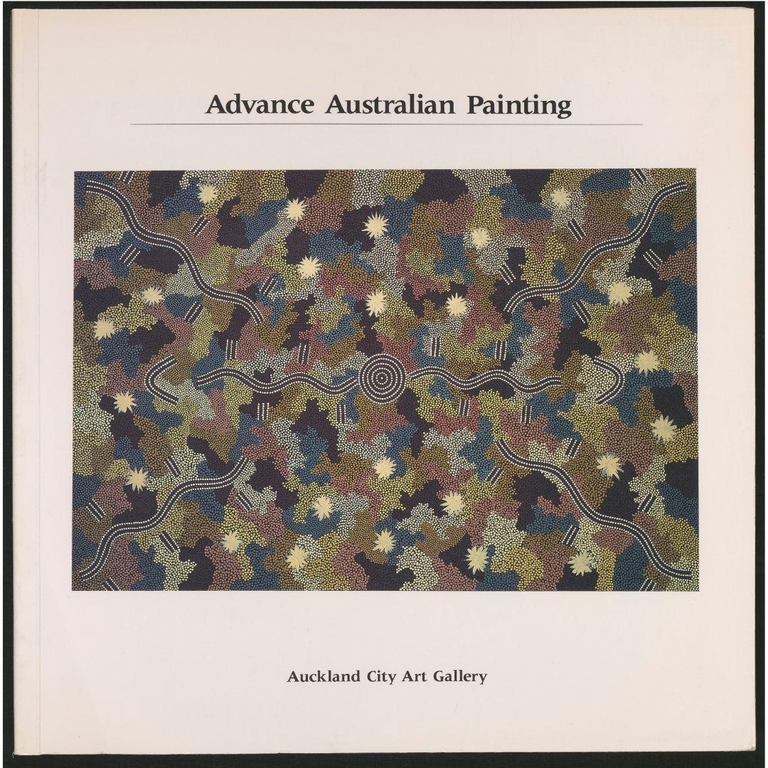 Advance Australian Painting Image