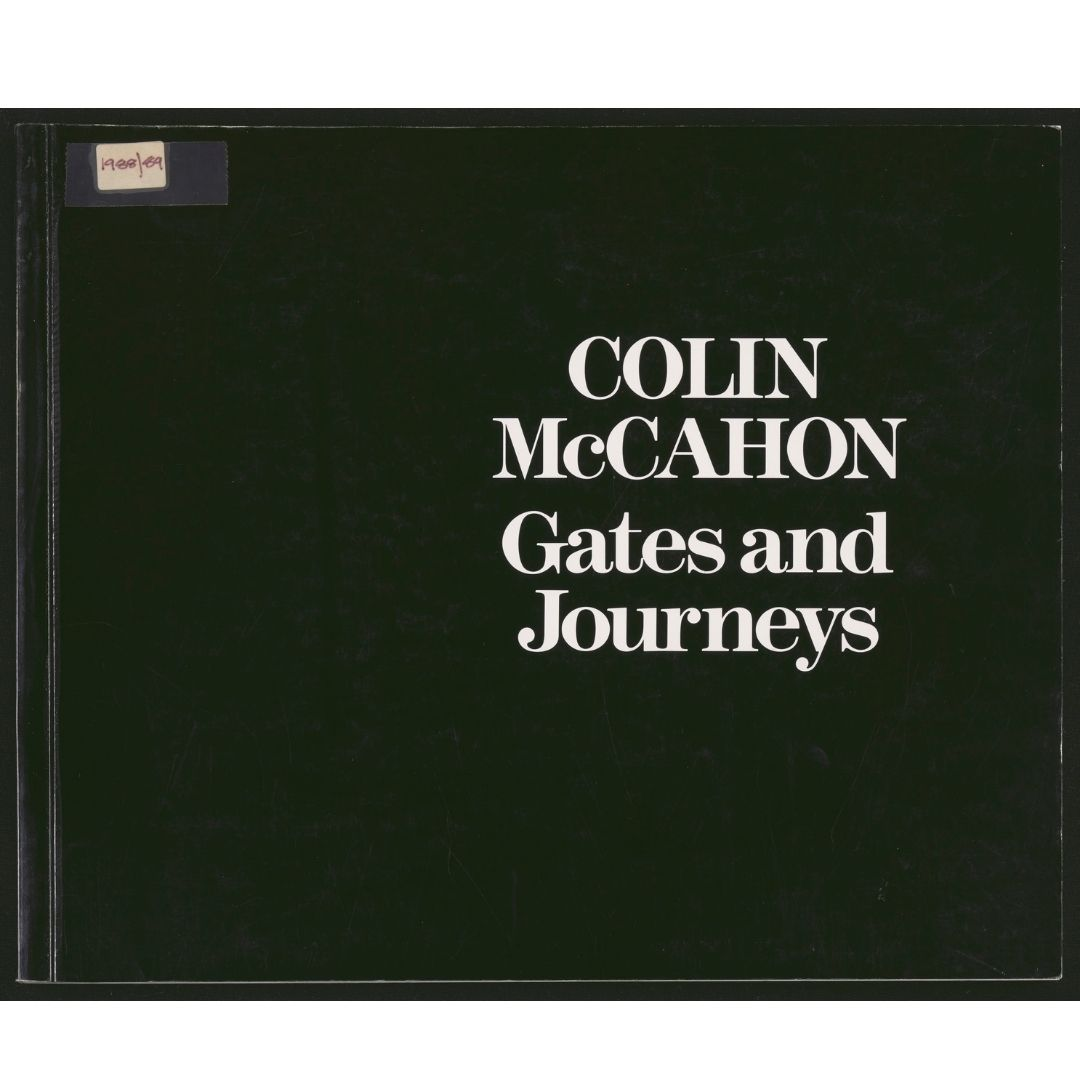 Colin McCahon: Gates and Journeys Image