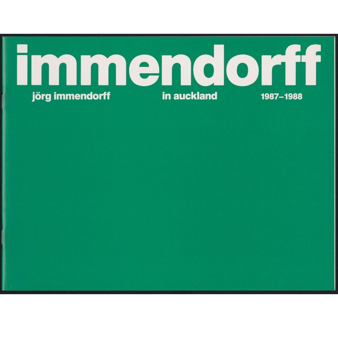 immendorff in auckland Image