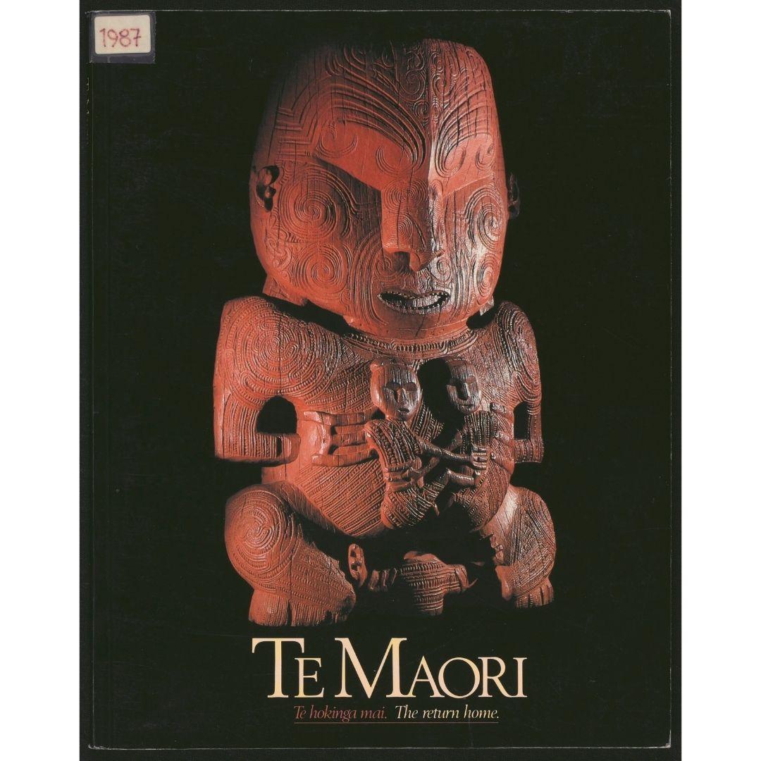 Te Maori: Te hokinga mai. The return home Image