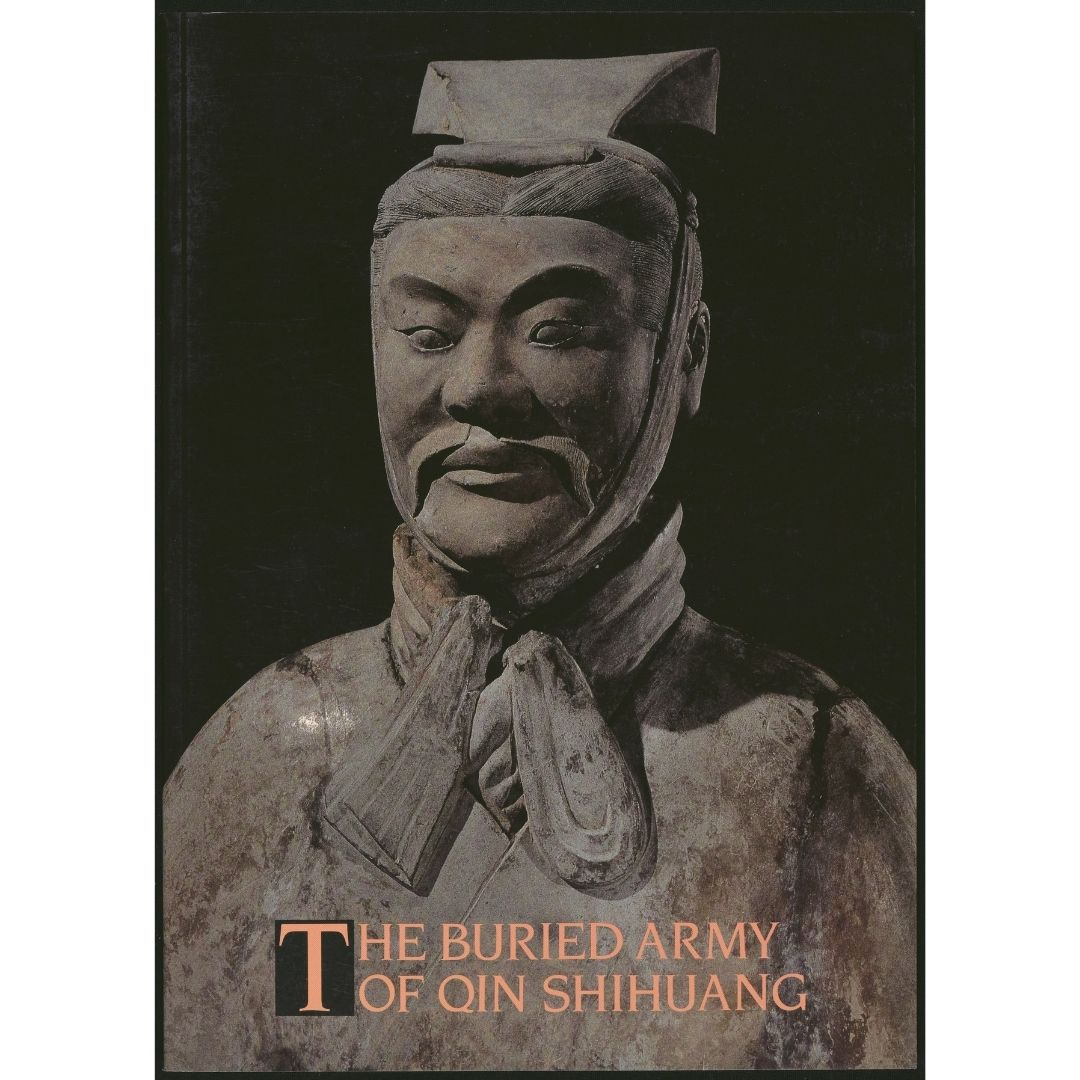 The buried army of Qin Shihuang Image