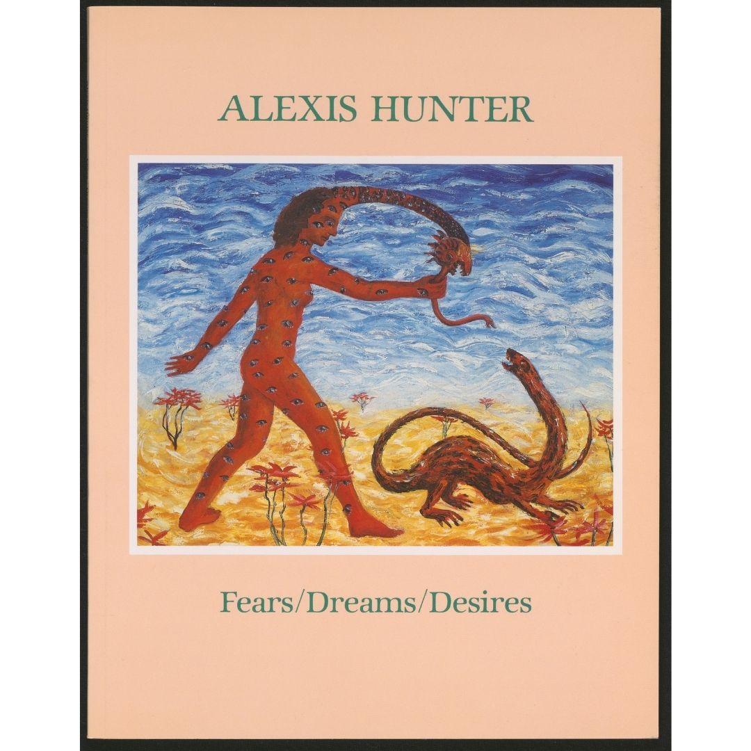 Alexis Hunter: Fears/Dreams/Desires Image