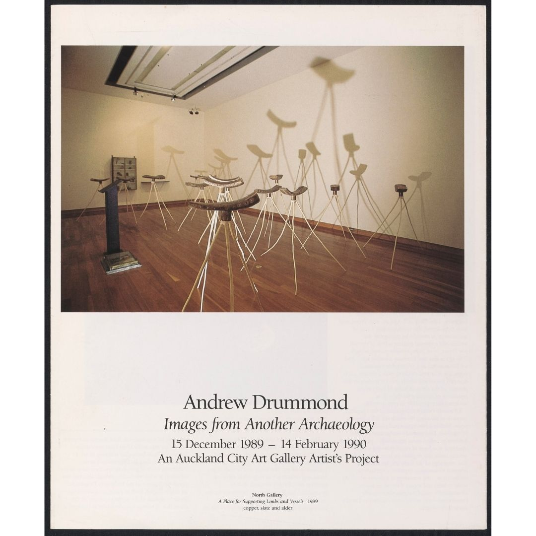 Artist's Project: Andrew Drummond: Images from Another Archaeology Image