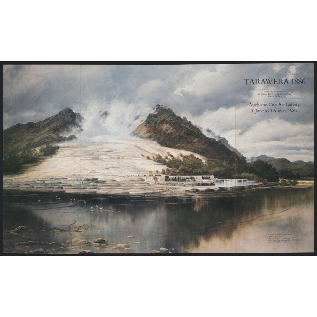 Tarawera 1886 Image