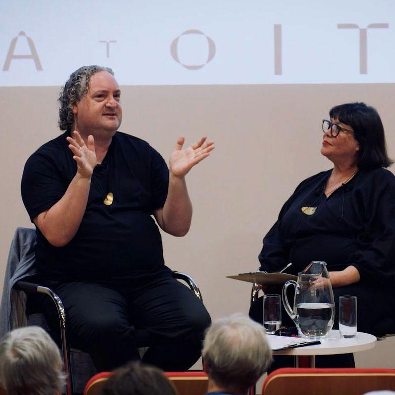 Toi Tū Toi Ora: Contemporary Māori Art Curator kōrero Image