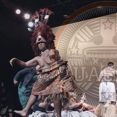 Samoan song and dance