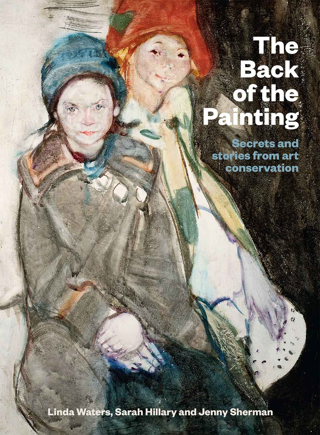 Book event: The Back of the Painting