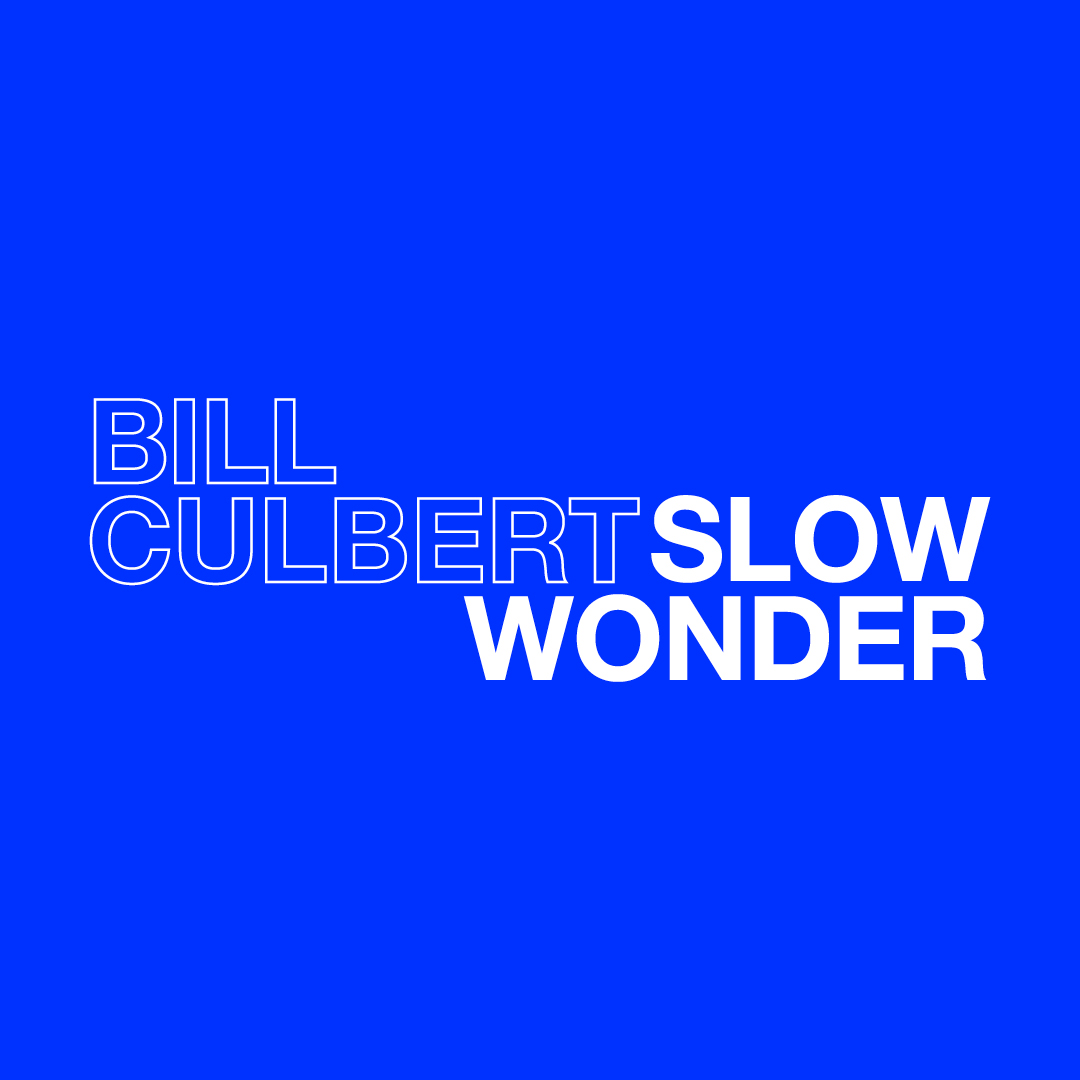 Bill Culbert | Slow Wonder