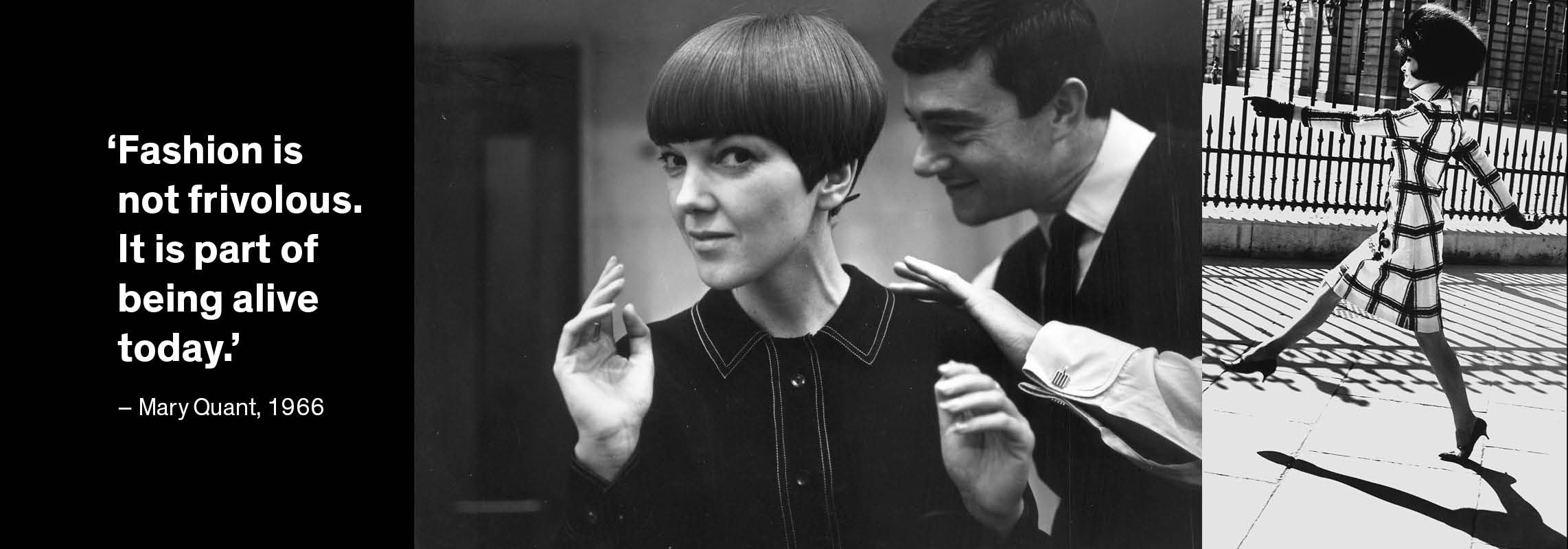Just announced – Mary Quant
