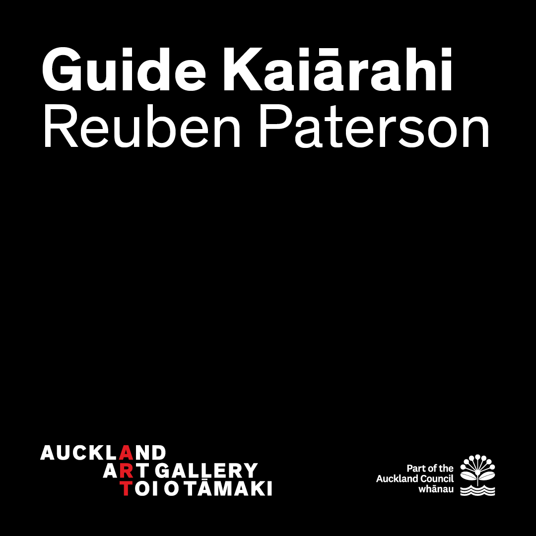 Reuben Paterson - Guide Kaiārahi Image