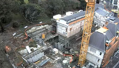 Auckland Art Gallery Timelapse: 2008-2011 Image
