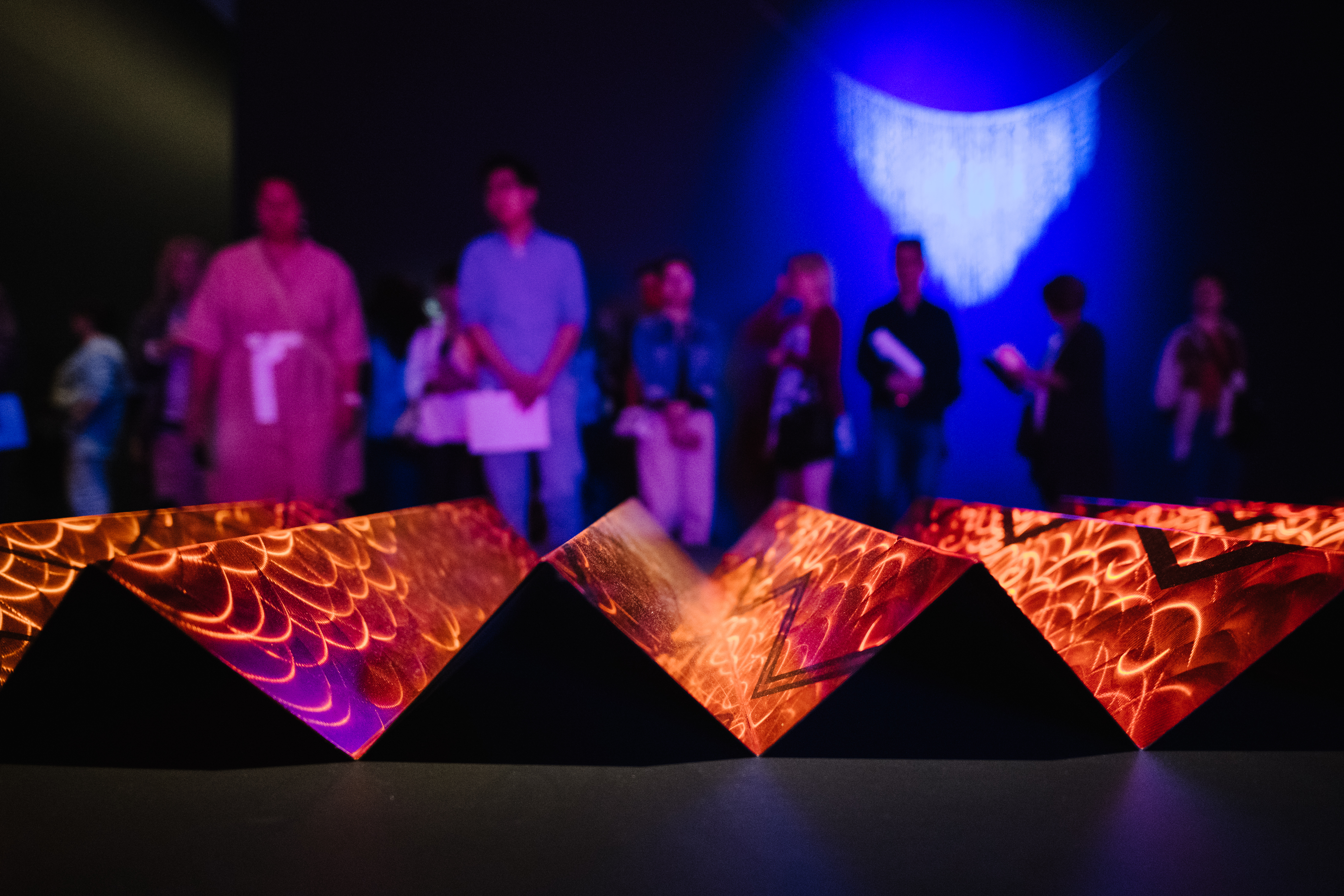 Pou Aho – Pillars of light with Maureen Lander, Israel Tangaroa Birch and Robert Jahnke