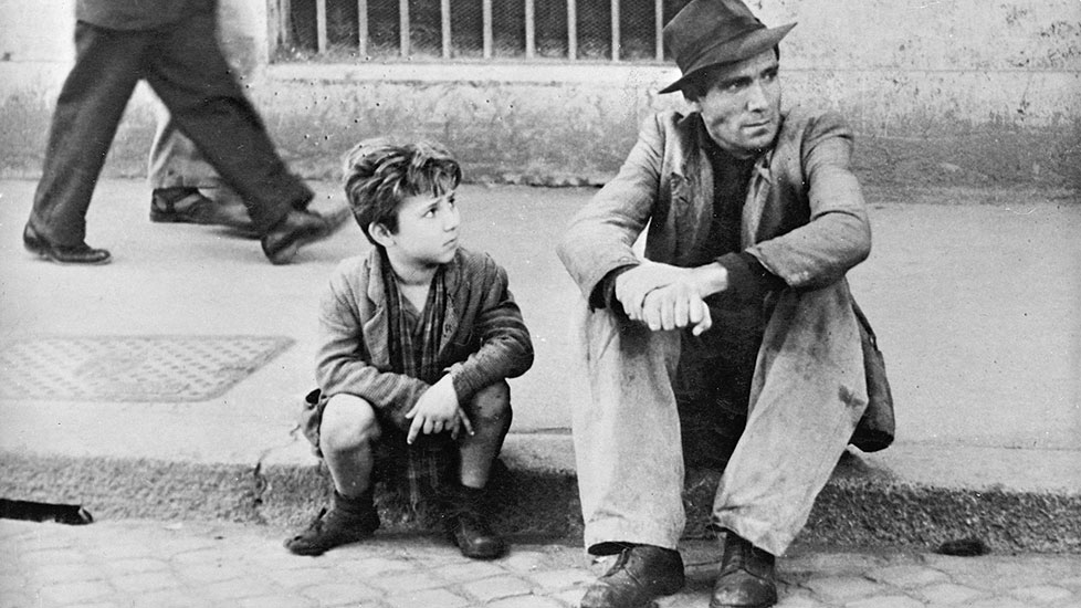 Bicycle Thieves (Ladri di biciclette) 1948