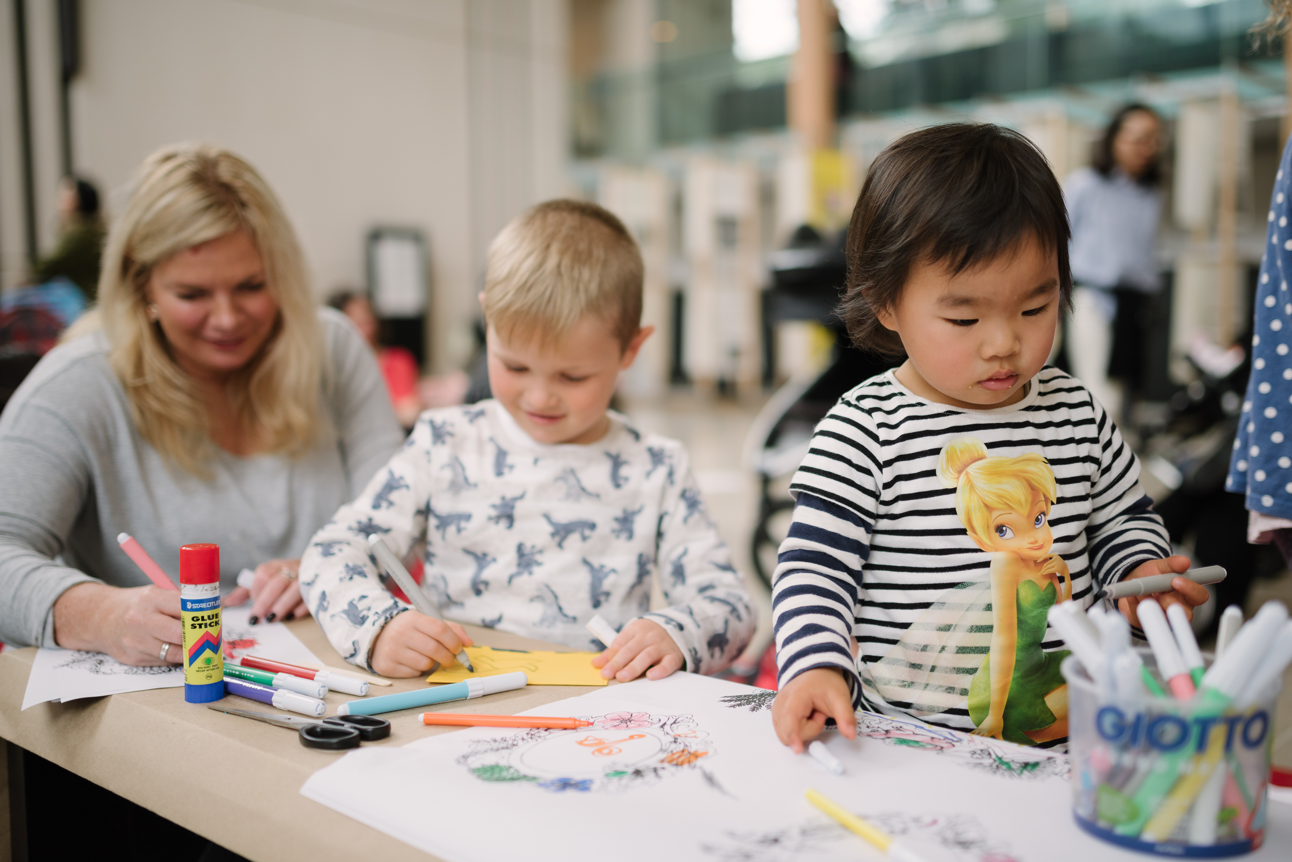 Whānau drop-ins – New activities each weekend!