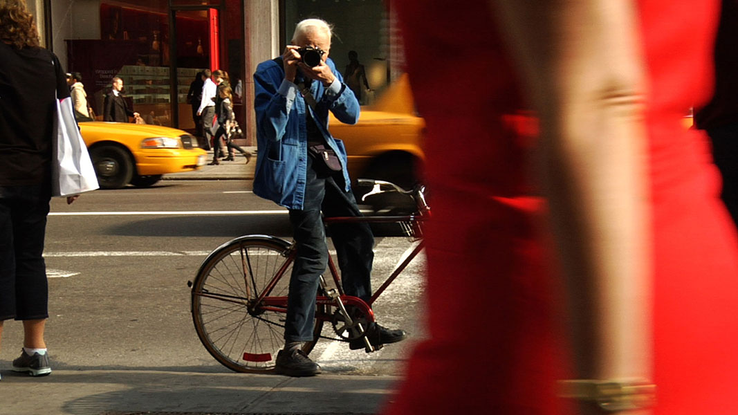 Strike a Pose fashion films: Bill Cunningham New York