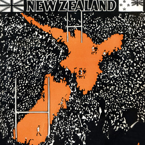Selling the Dream: The Art of Early New Zealand Tourism Image