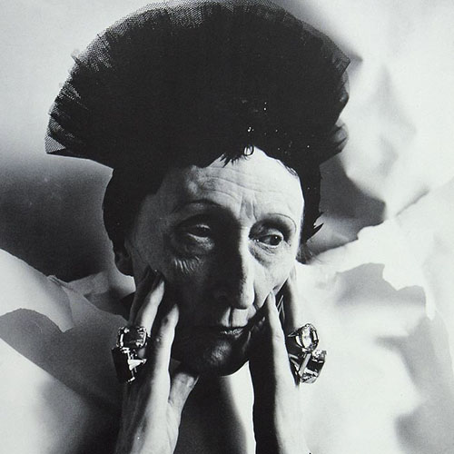 The 1962 portraits of Dame Edith Sitwell by Sir Cecil Beaton Image