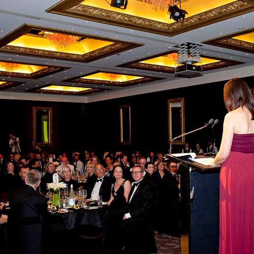 Walters Prize 2010 Gala dinner Image