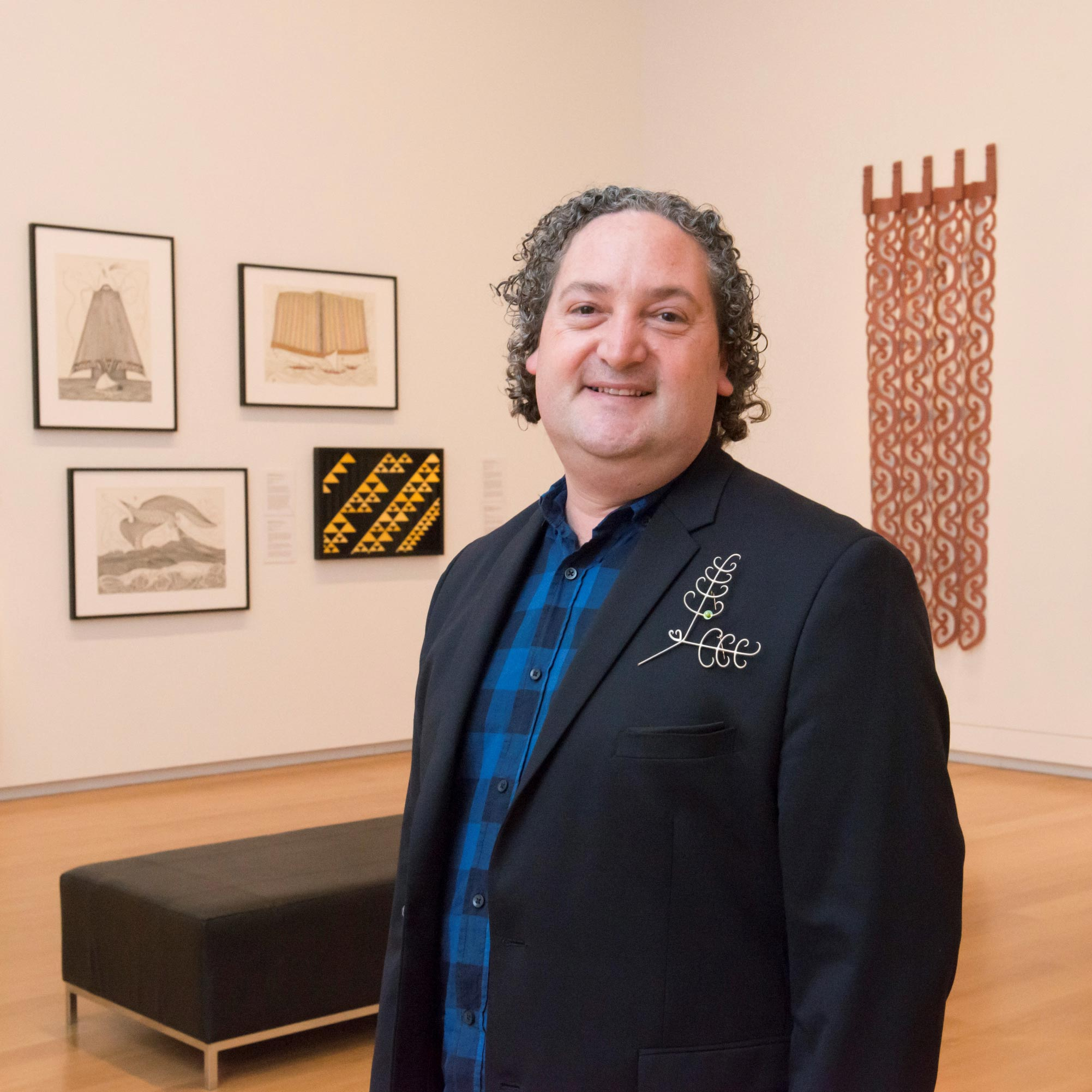 Matariki Curator's Talk with Nigel Borell