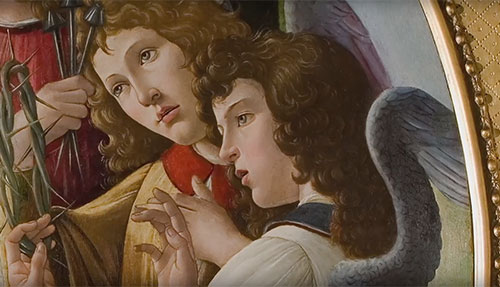 The Corsini Collection: Botticelli and his Workshop Image