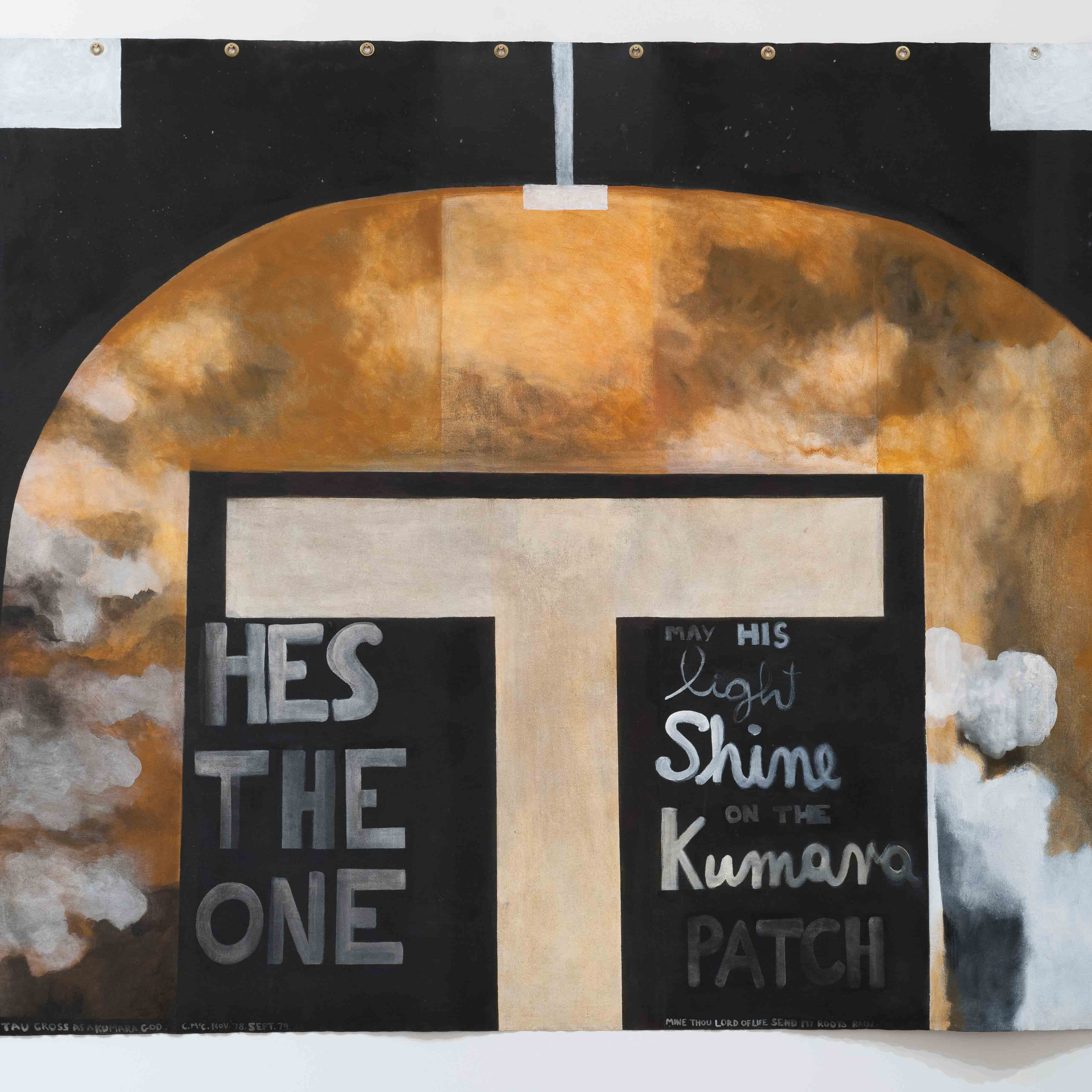 A Place to Paint: Colin McCahon in Auckland  Opens Saturday 10 August at Auckland Art Gallery Image