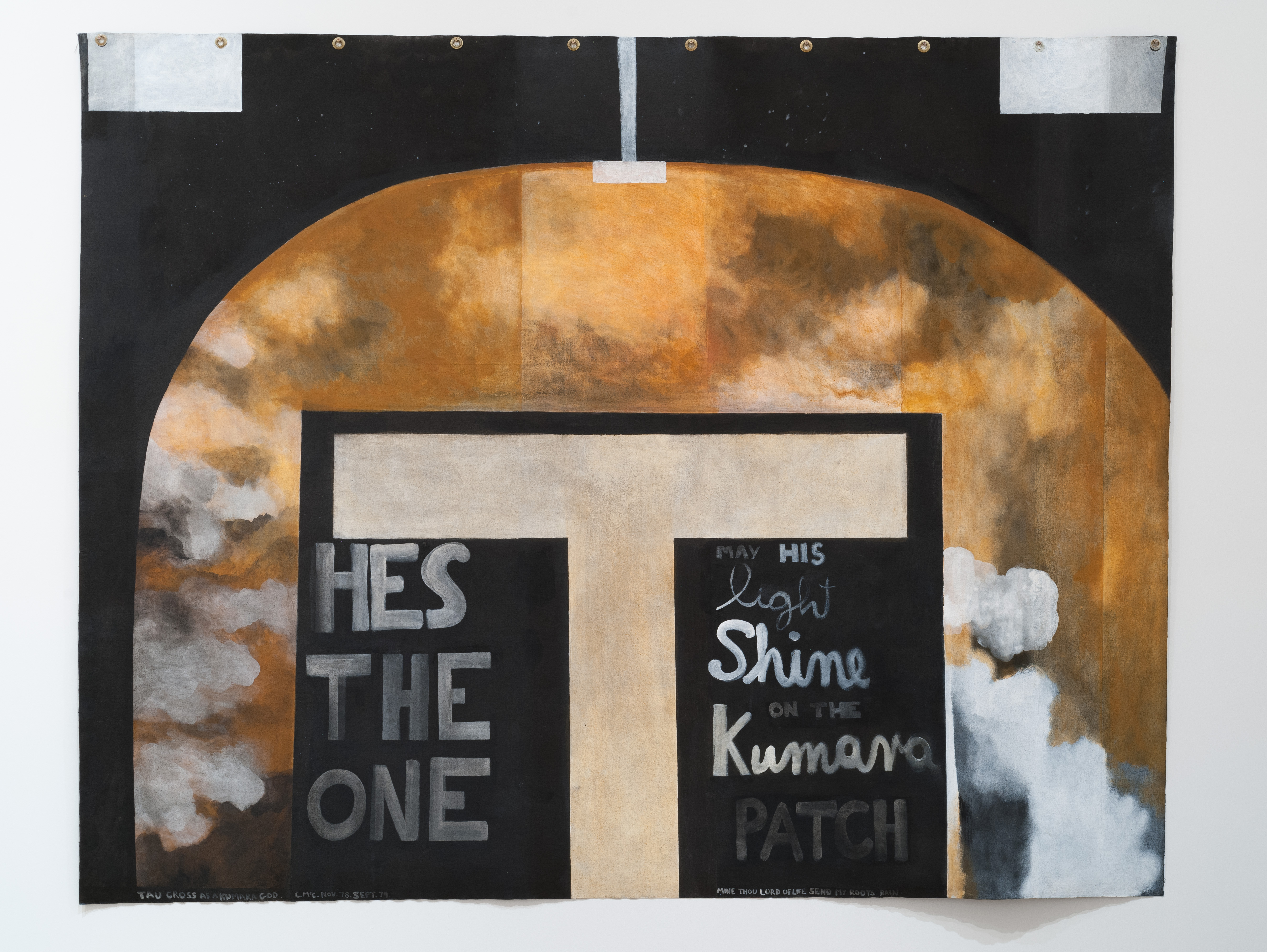 SOLD OUT Dame Jenny Gibbs and Colin McCahon – a private collection