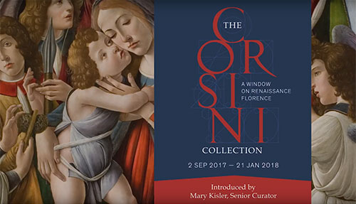 The Corsini Collection: Who are the Corsini family? Image