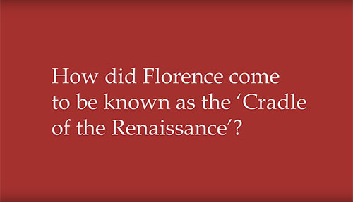 The Corsini Collection: Florence: Cradle of the Renaissance Image