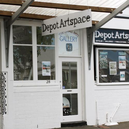 Depot Artspace Image