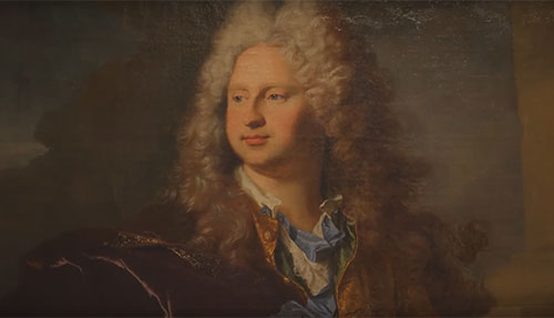 The Corsini Collection: Hyacinthe Rigaud's portrait of Don Neri Corsini Image
