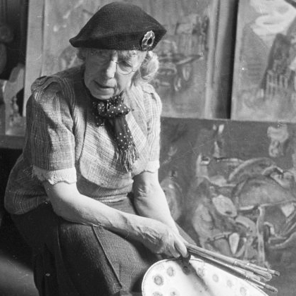 Frances Hodgkins: European Journeys — the research, the travelling, the discoveries