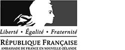 Ambassade de France Logo