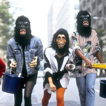 SOLD OUT Gig: Guerrilla Girls at Auckland Art Gallery