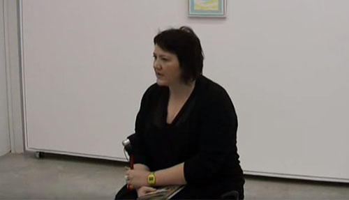 Heather Galbraith - Walters Prize tour 2010 part 5 Image
