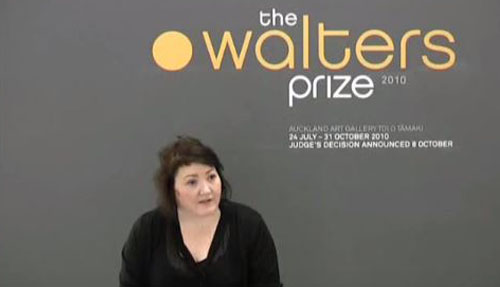 Heather Galbraith - Walters Prize tour 2010 part 4 Image