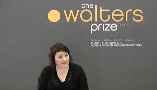Heather Galbraith - Walters Prize tour 2010 part 4 Image